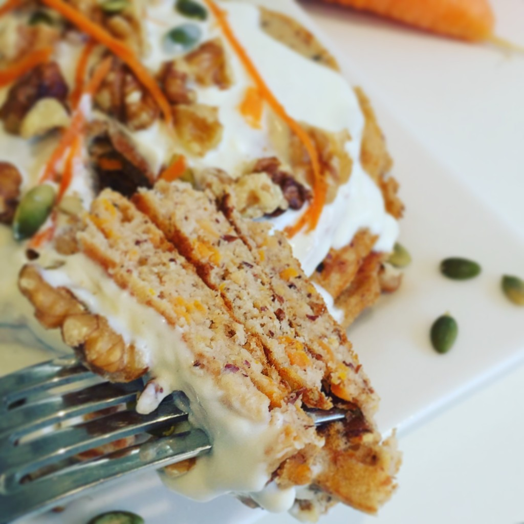 shift nutrition dietitian carrot cake pancakes