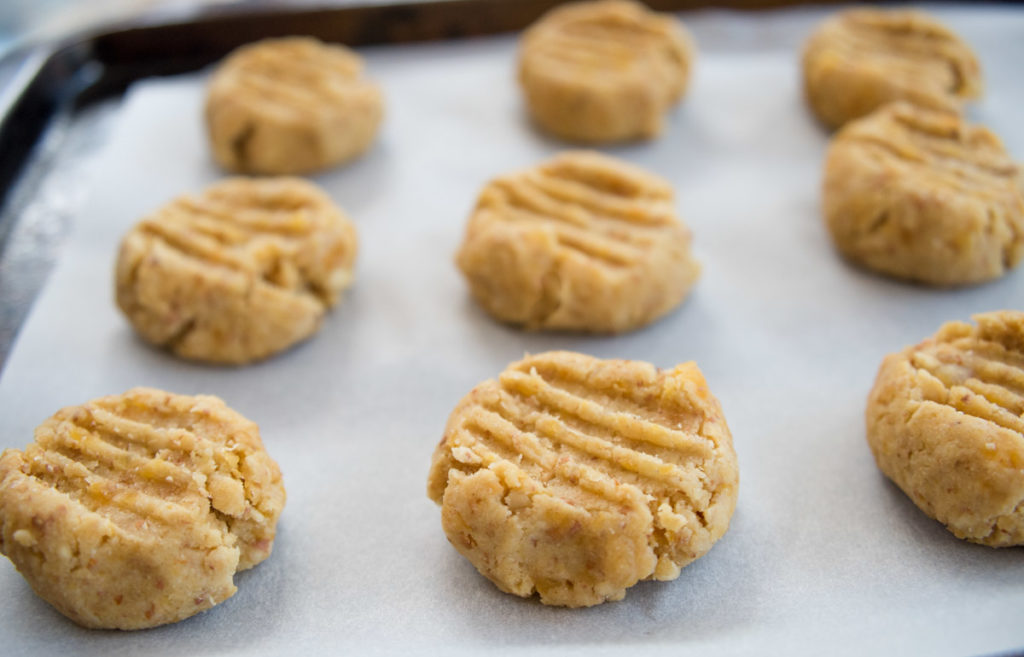 Super Healthy Apricot Cookies - so nutritious you could even have them for breakfast!